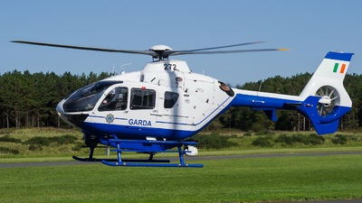 272 - Eurocopter EC 135T2 - Ireland - Garda Air Support Unit