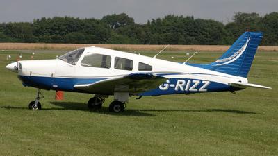 G-RIZZ - Piper PA-28-161 Warrior II - Private