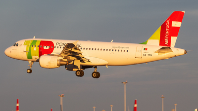 A picture of CSTTH - Airbus A319111 - [0917] - © Marta Costa