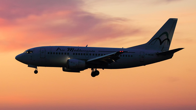 F-HCOA - Boeing 737-5L9 - Air Méditerranée