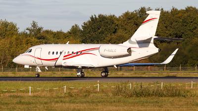 A picture of FHALG - Dassault Falcon 2000EX - [290] - © Jean-Philippe SL