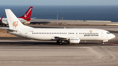 LY-EEL - Boeing 737-46M - GetJet Airlines
