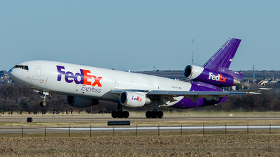 N567FE - McDonnell Douglas MD-10-10(F) - FedEx