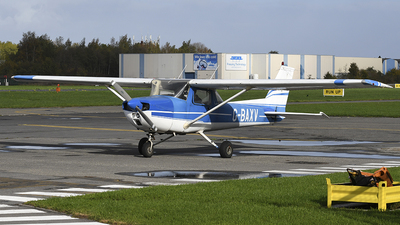 G-BAXV - Reims-Cessna F150L - Private