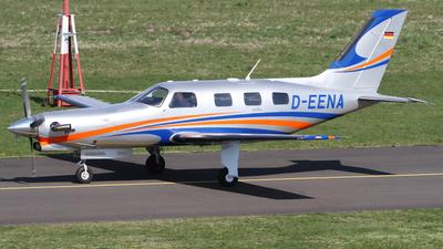 D-EENA - Piper PA-46-350P Malibu Mirage/Jetprop DLX - Private