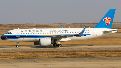 B-30A8 - Airbus A320-251N - China Southern Airlines
