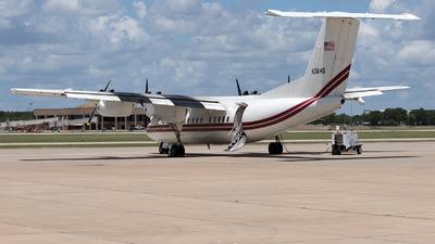 N34HG - De Havilland Canada DHC-7-102 Dash 7 - United States - US Army