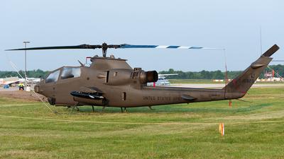 N826HF - Bell AH-1F Cobra - Army Aviation Heritage Foundation