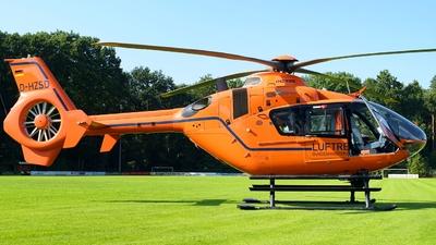 D-HZSD - Eurocopter EC 135T2i - Germany - Luftrettung
