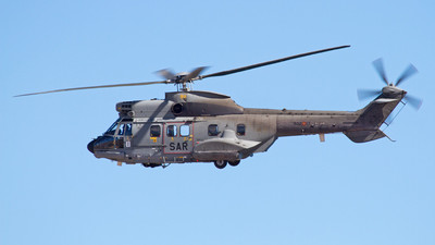 HD.21-17 - Aérospatiale AS 332C1 Super Puma - Spain - Air Force