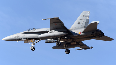 C.15-68 - McDonnell Douglas EF-18M Hornet - Spain - Air Force