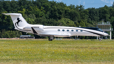 N889DE - Gulfstream G-V - Innova Aviation