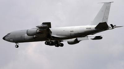 N573MA - Boeing KC-135R Stratotanker - Private