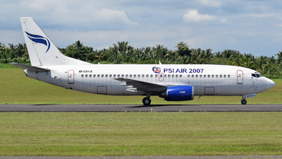 RP-C9110 - Boeing 737-348(QC) - PSI Air 2007