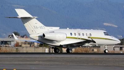 A picture of XAAET - Hawker 900XP - [HA0045] - © Alex Zothique