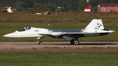 053 - Sukhoi Su-57 - Sukhoi Design Bureau