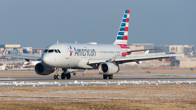 A picture of N650AW - Airbus A320232 - American Airlines - © bill wang