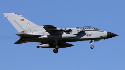45-77 - Panavia Tornado IDS - Germany - Air Force