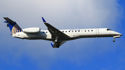 N16112 - Embraer ERJ-145XR - United Express (ExpressJet Airlines)