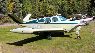N41CM - Beechcraft V35B Bonanza - Private