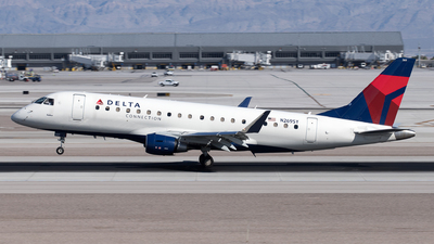 N269SY - Embraer 170-200LL - Delta Connection (SkyWest Airlines)