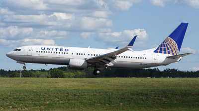 N27246 - Boeing 737-824 - United Airlines