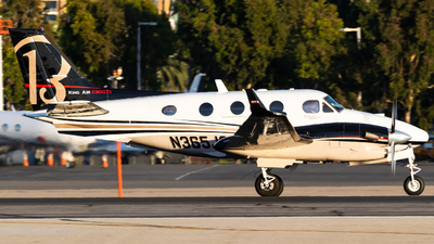 A picture of N365JC - Beech C90GTi King Air - [LJ2057] - © Alex Crail