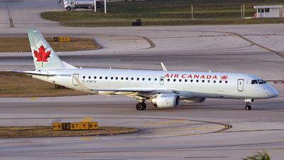 C-FMYV - Embraer 190-100IGW - Air Canada