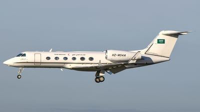 HZ-MS4A - Gulfstream G-IV - Saudi Medevac