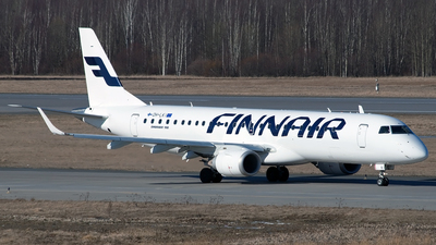 OH-LKI - Embraer 190-100IGW - Finnair