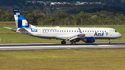 PP-PJJ - Embraer 190-100LR - Azul Linhas Aéreas Brasileiras