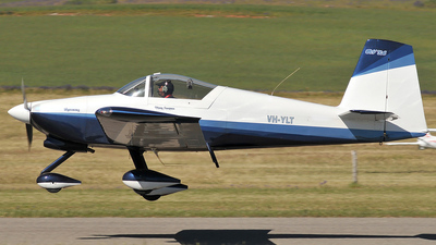 A picture of VHYLT - Van's RV7A - [70420] - © George Canciani