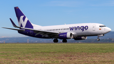 HP-1525CMP - Boeing 737-7V3 - Wingo