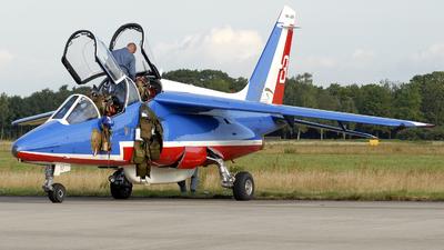 E117 - Dassault-Breguet-Dornier Alpha Jet E - France - Air Force