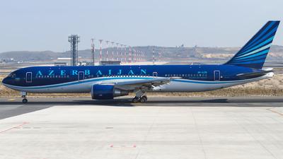 A picture of 4KAZ81 - Boeing 76732L(ER) - Azerbaijan Airlines - © Furkan Borakazi