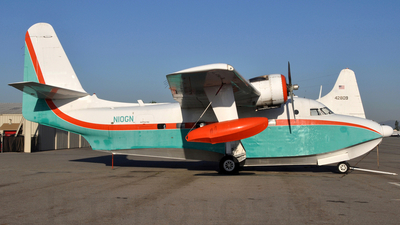 N10GN - Grumman HU-16D Albatross - Private