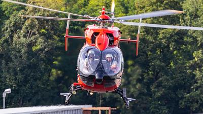 D-HDRZ - Eurocopter EC 145 - DRF Luftrettung