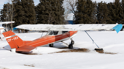CF-YKV - Cessna 150J - Private