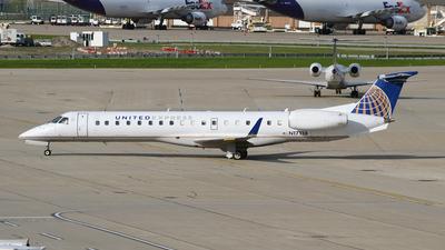 N17138 - Embraer ERJ-145XR - United Express (ExpressJet Airlines)