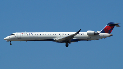 N303PQ - Bombardier CRJ-900 - Delta Connection (Endeavor Air)