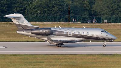 OO-WEG - Bombardier BD-100-1A10 Challenger 350 - Abelag Aviation