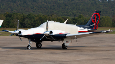 N3760B - Beechcraft 95-B55 Baron - Private