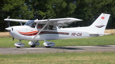 A picture of HBCIA - Cessna F172P Skyahawk II - [2219] - © Alex
