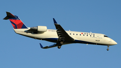N8974C - Bombardier CRJ-200LR - Delta Connection (Endeavor Air)
