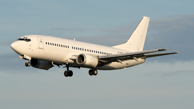 LY-LGC - Boeing 737-382 - Ellinair (Grand Cru Airlines)