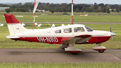 VH-NRD - Piper PA-28-181 Archer III - Private