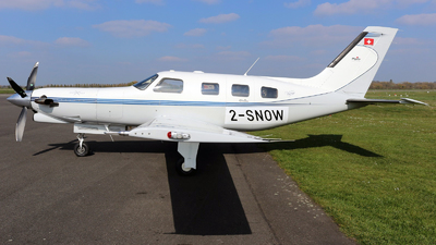 A picture of 2SNOW - Piper PA46350P - [4636180] - © David Cook