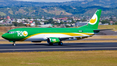 N339LF - Boeing 737-4Q8(SF) - Rio Linhas Aéreas