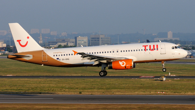 SX-ORG - Airbus A320-232 - TUI (Orange2Fly)