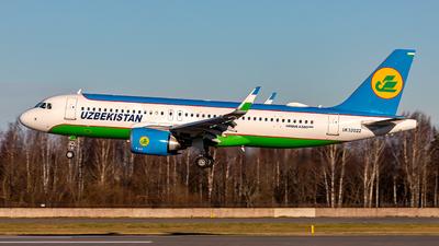 A picture of UK32022 - Airbus A320251N - Uzbekistan Airways - © Sardor Durumov